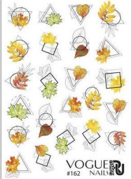 Текстовые слайдеры Vogue Nails